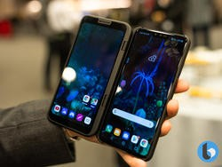 LG V50 hands-on: Five Gs, five cameras, two screens, and so many questions