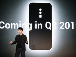 Oppo's newest smartphone features camera with 10x lossless zoom