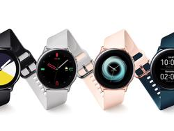 Samsung unveils Galaxy Watch Active, its new sporty smartwatch