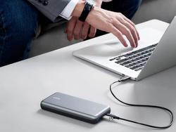 Anker's PowerCore+ portable charger on sale for $104 doubles as a USB-C hub