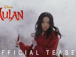 Disney releases first Mulan live action trailer