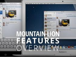 Mountain Lion OS 10.8 Feature Overview