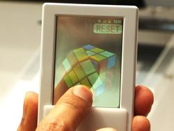 Finally, Someone Figured Out How To Make a Usable Clear Display (video)