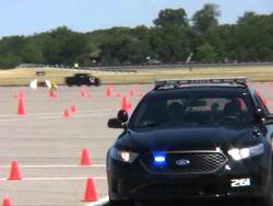 Track Time with the 2013 Ford Police Interceptors (Video)