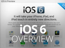 iOS 6 Hands-On: We Take a Tour of Some New Features