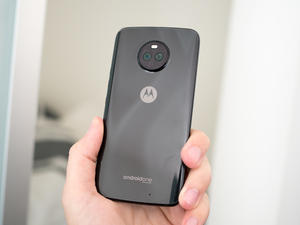 Combo the budget-friendly Moto X4 with 3 months of Mint Mobile and save big