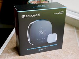 Reduce your heating bill with Ecobee smart thermostats from $120 today only
