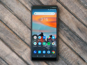 The Nokia 7 Plus was accidentally sending user data to Chinese servers