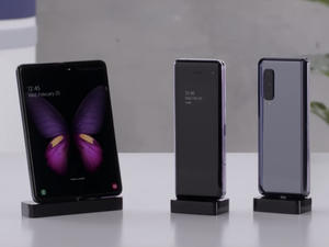 Galaxy Fold first impressions roundup