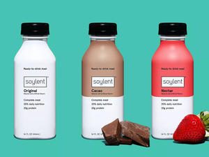 Replace your meals with Soylent shakes at 35% off in multiple flavors