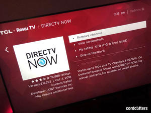 What you need to know about the changes to DirecTV Now
