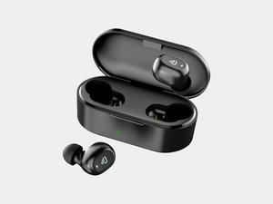 Play your jams with Dudios' Zeus Ace Wireless Earbuds on sale under $24