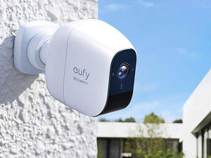 See who's out there with the eufyCam E Wireless Security Camera at $80 off