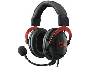 The HyperX Cloud II is the ultimate gaming headset on sale for just $70