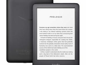 Amazon's new Kindle includes a backlit display and costs just $90