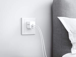 Two can power up with Anker's discounted PowerPort Mini USB Wall Charger
