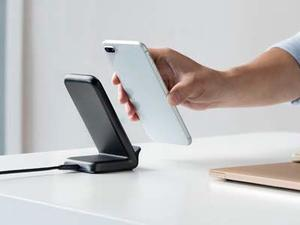 Add Anker's Fast Wireless Charging Stand to your desk for its best ever price