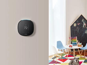 Combine the Ecobee4 smart thermostat with two room sensors for $216