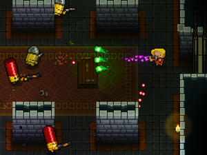 Save 50% on the roguelike video game Enter the Gungeon on every platform