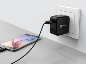 Juice your devices in a jiffy with iClever's QC 3.0 wall charger down to $9