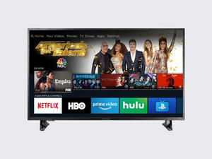 Insignia's 32-inch Fire Edition Smart TV dropped to a budget price of $100