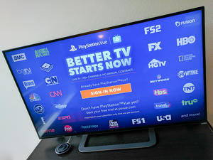 Watch live TV and sports with PlayStation Vue on sale for $40 a month