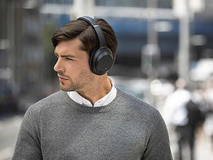 Score Sony's refurb noise-cancelling XM3 wireless headphones on sale for $200