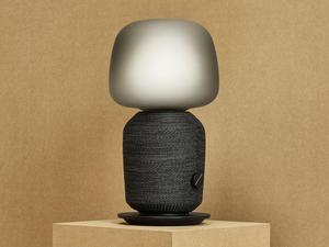 Sonos and IKEA created a table lamp that doubles as a speaker
