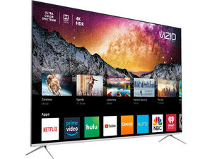 Upgrade to Vizio's 4K HDR 55-inch smart TV for $700 with a $200 gift card