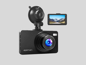 Record your road trips with this well-reviewed HD dash cam on sale for $26