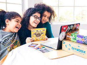 Kids as young as six will love learning to code with Bitsbox at 50% off