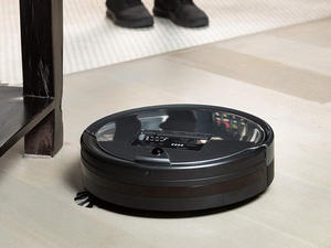 The discounted bObsweep robot vacuum cleans everything without you