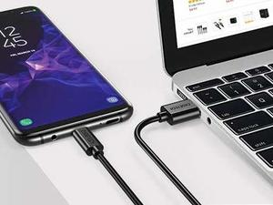 Keep your USB-C devices powered up with this $5 two-pack of cables