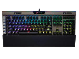 Upgrade to the Corsair K95 RGB mechanical keyboard on sale for $130