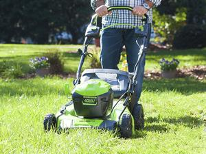 Take care of your lawn for less with one-day deals on Greenworks yard tools