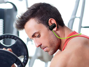 Take 60% off these sweatproof iClever Wireless Headphones with this code