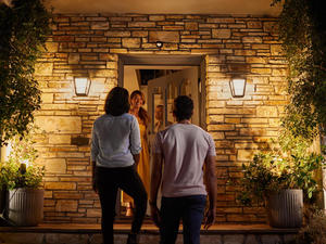 Have your home ready for your return with 20% off these Philips Hue bundles