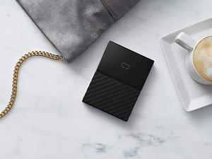 Grab the 4TB WD My Book hard drive on sale for a super low price of $55