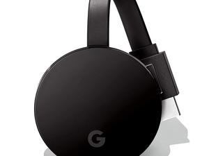 Stream all the things with $15 off the Google Chromecast Ultra