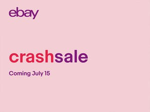 The eBay Crash Sale features amazing deals the same time as Prime Day