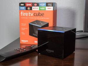 Lose the remote and voice control Amazon's Fire TV Cube at 50% off