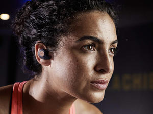 Grab a $25 gift card with the $150 Jabra Elite Active 65t wireless earbuds