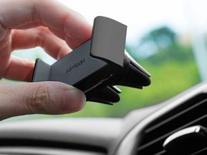Go hands-free in your car with Lamicall's air vent phone mount for just $5
