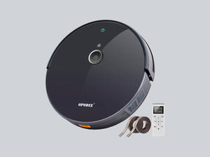 This discounted OPODEE robotic vacuum tackles your messy floors at $60 off