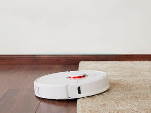 Relax and let the new Roborock S6 smart vacuum clean up at a $50 discount