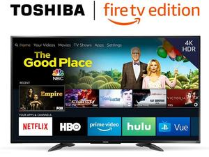 Amazon introduces new Fire TV Edition televisions with Dolby Vision