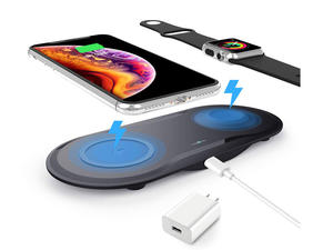 Charge your phone and Apple Watch with $26 off ZealSound's wireless pad