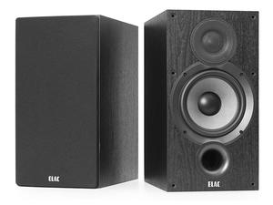 Build a surround sound system with $70 off Elac's B6.2 bookshelf speakers