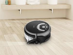 Clean up with the discounted ILIFE Shinebot W400 floor scrubbing robot mop