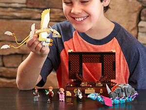 This discounted LEGO Harry Potter set resembles Newt's case at $20 off